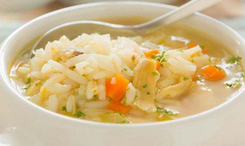 Cómo hacer sopa de pollo